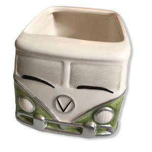 Icon Hippy Love Bus Planter